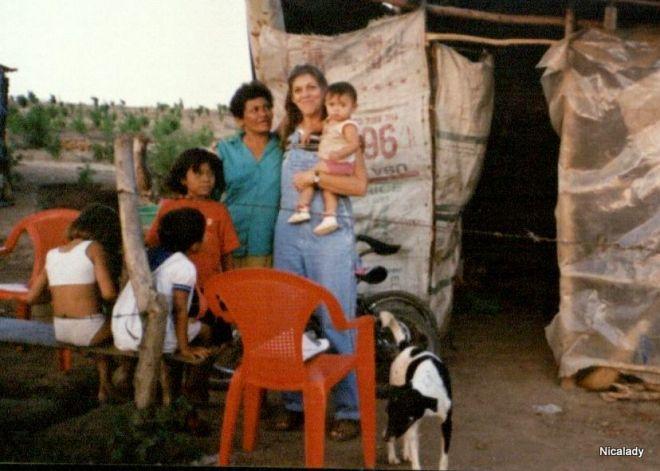 La Paz de Cristo - Rebuilding homes